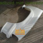 spadbord met uitbouw ascona400 breed